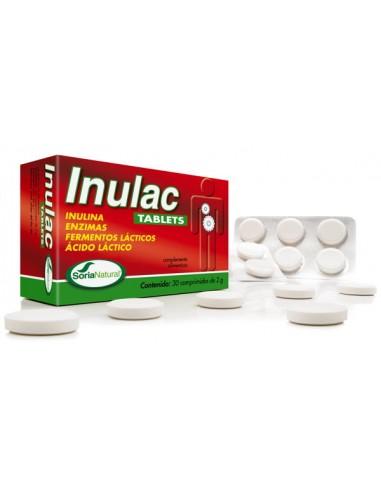 Inulac 30comp Soria Natural