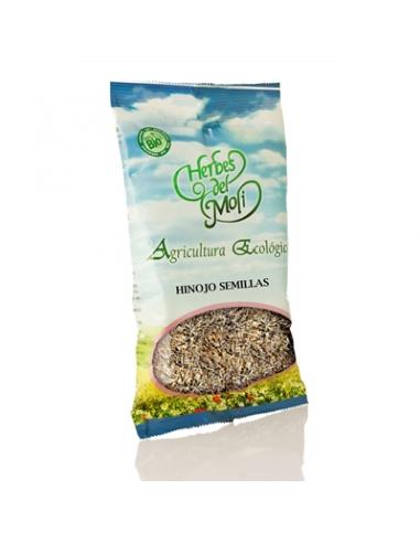 Hinojo semillas Bio 90g Herbes del Molí