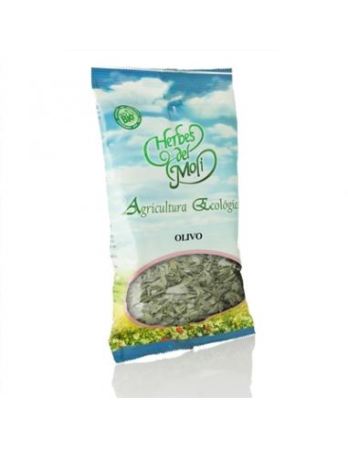 Olivo hojas Bio 50g Herbes del Molí