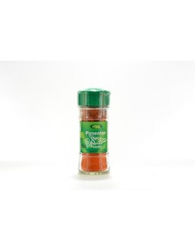 Pimentón dulce Bio 38g Artemis