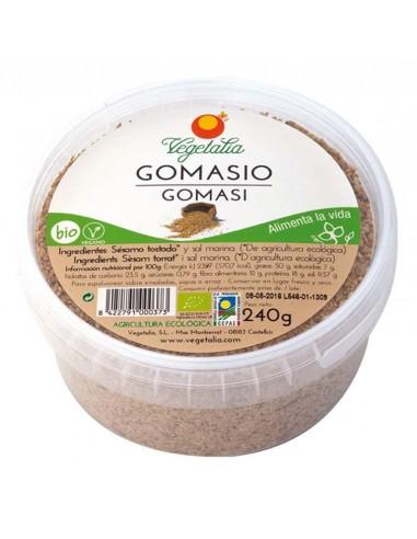 Gomasio Bio 240g Vegetalia