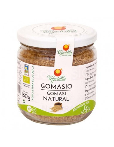 Gomasio natural Bio 160g vidrio...