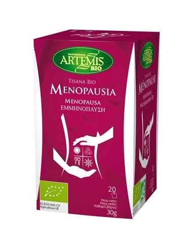 Tisana menopausia Bio 20 filtros Artemis