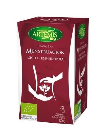 Tisana menstruación Bio 20 filtros...