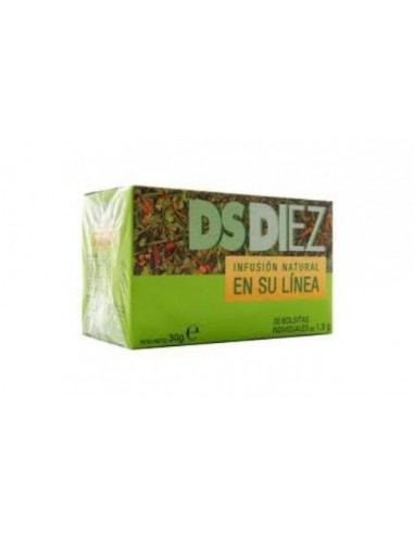DS Diez 20 filtros Meridional