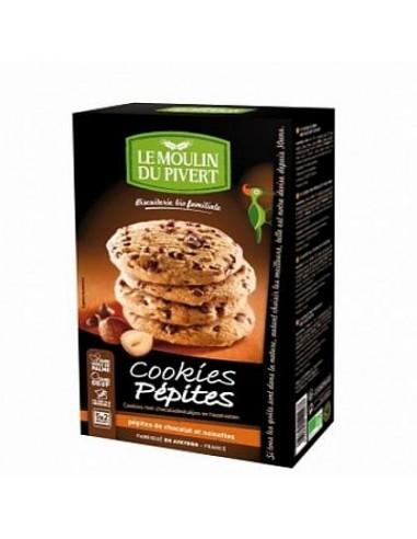 Cookies Chocolate Avellanas Bio 175g...