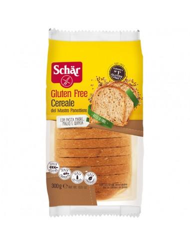 Pan de molde con cereales 300g Schär