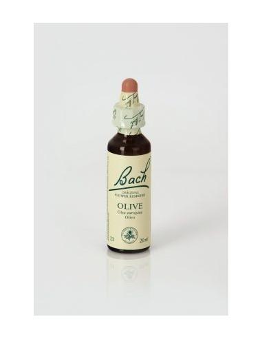 Olive (nº 23) 20ml Flores de Bach