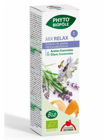 Phyto Biopole Mix relax 50ml Intersa