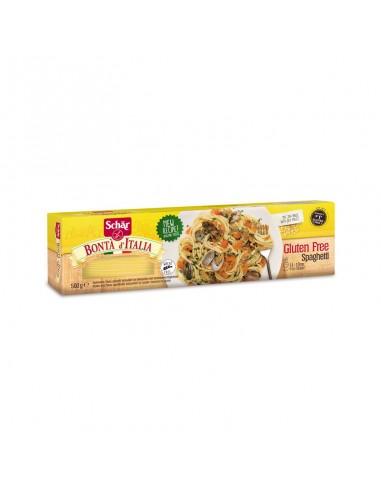 Spaguetti sin gluten 500g Schär