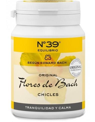 Chicles ansiedad 60g Flores de Bach
