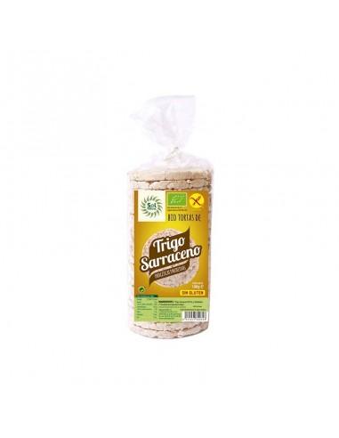 Tortas de trigo sarraceno sin gluten...