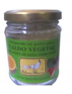 Caldo vegetal en polvo Bio...