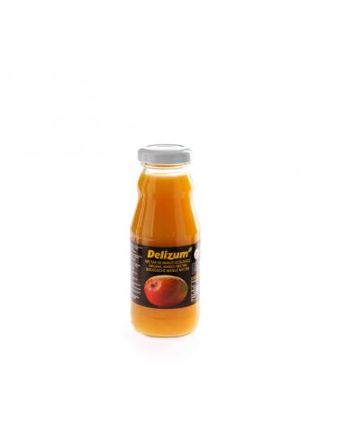 Néctar de mango Bio 200ml Delizum