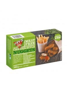 Nuggets vegetal 380g FRY´S