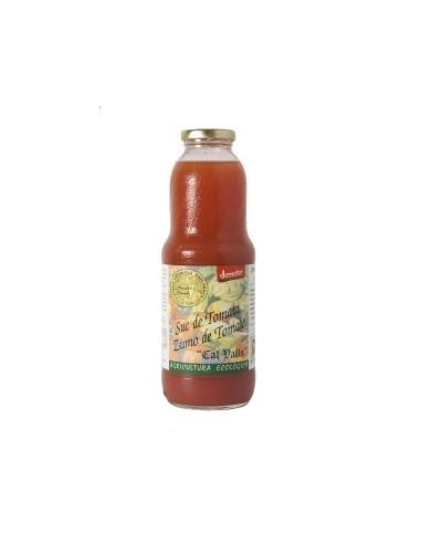 Zumo de tomate Bio 1l Cal Valls