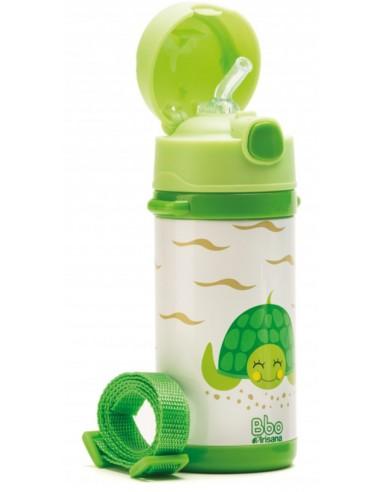 Botella BBO termo infantil tortuga...