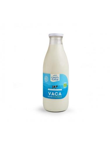 Leche de vaca semidesnatada Bio 1l...