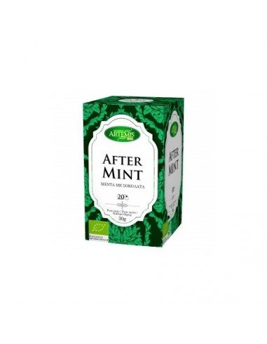 Infusión After Mint Bio 20 filtros...