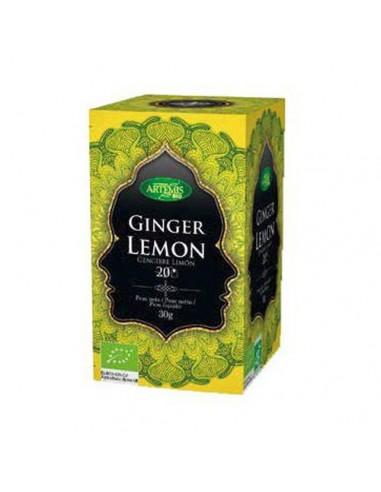 Infusión jengibre limón Bio 20...