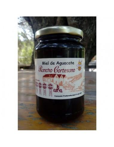 Miel de aguacate 500g Rancho Cortesano