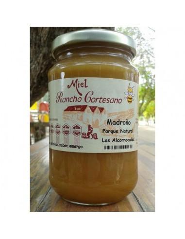 Miel de madroño 500g Rancho Cortesano