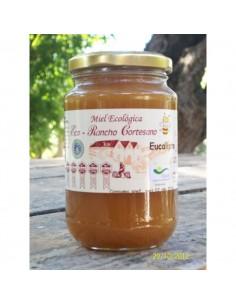 Miel de eucalipto Bio 500g...