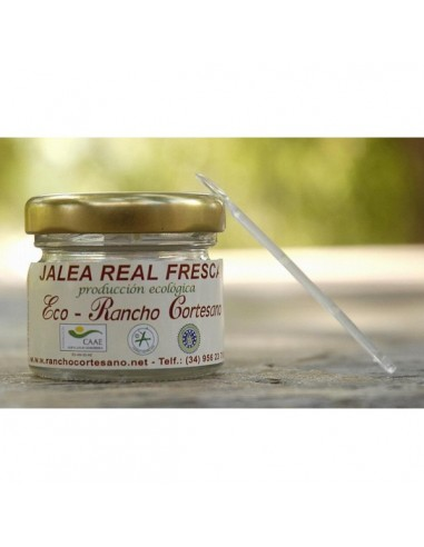 Jalea real fresca Bio 30g Rancho...